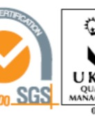 Certification of Quality Management System-ISO 9001:2015 (SGS International)