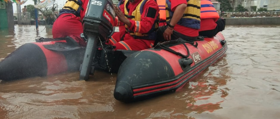 Floods in Jakarta And West Java, ANTAM & MIND ID Handle And Mitigate Disaster In Operational Areas